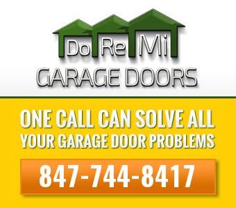 DoReMi Garage Door